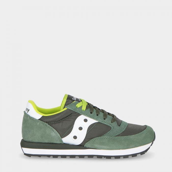 saucony scarpe lifestyle dark green