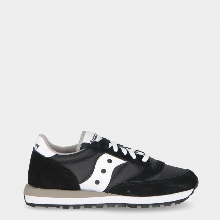 saucony scarpe lifestyle black white