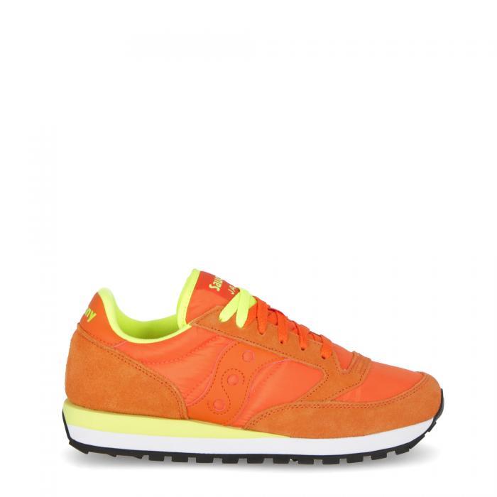 saucony scarpe lifestyle orange green