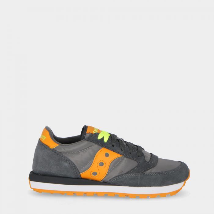saucony scarpe lifestyle dk grey orange