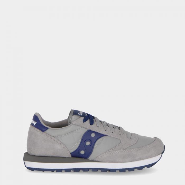 saucony scarpe lifestyle grey blue