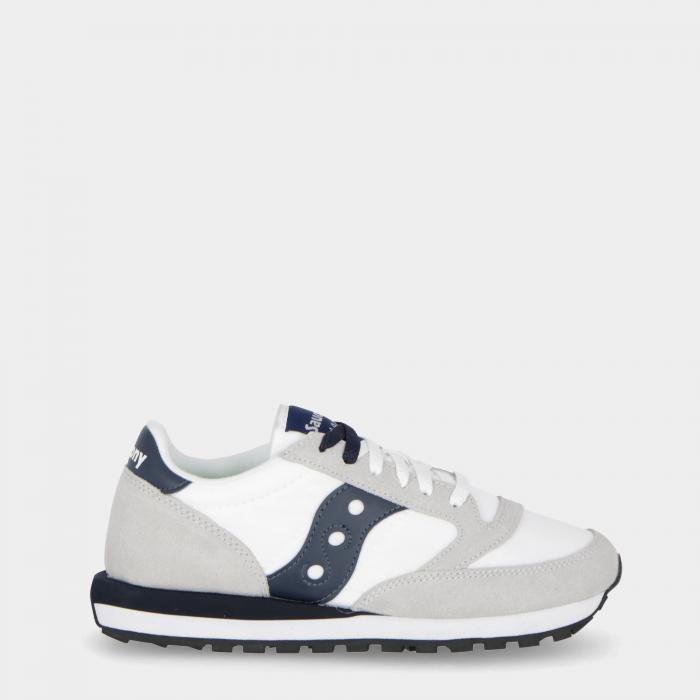 saucony scarpe lifestyle white blue