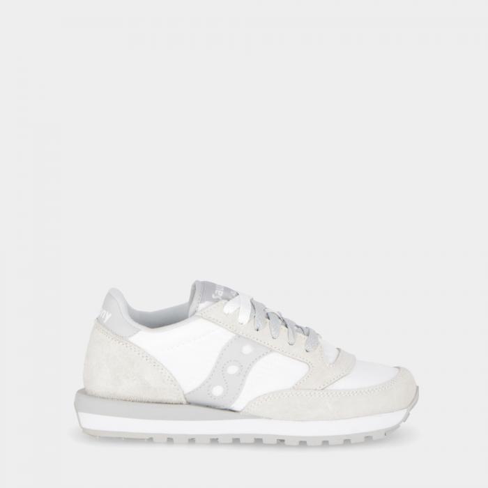 saucony scarpe lifestyle white grey