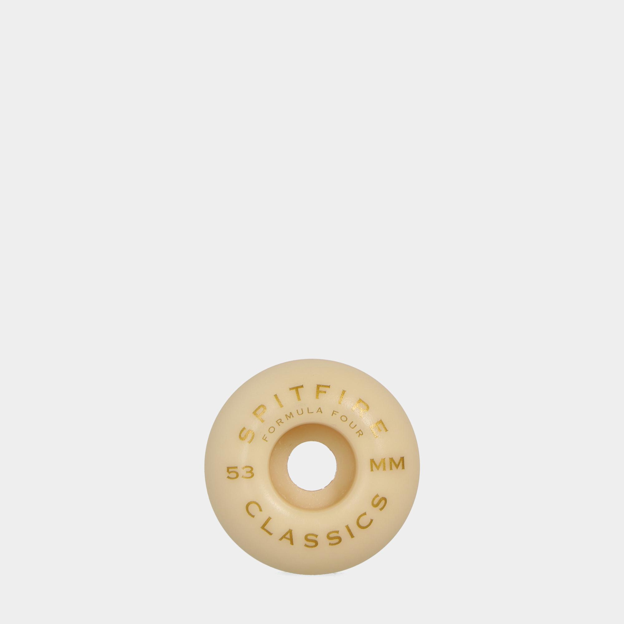 Spitfire F4 Classic Wheels 53mm ASSORTED