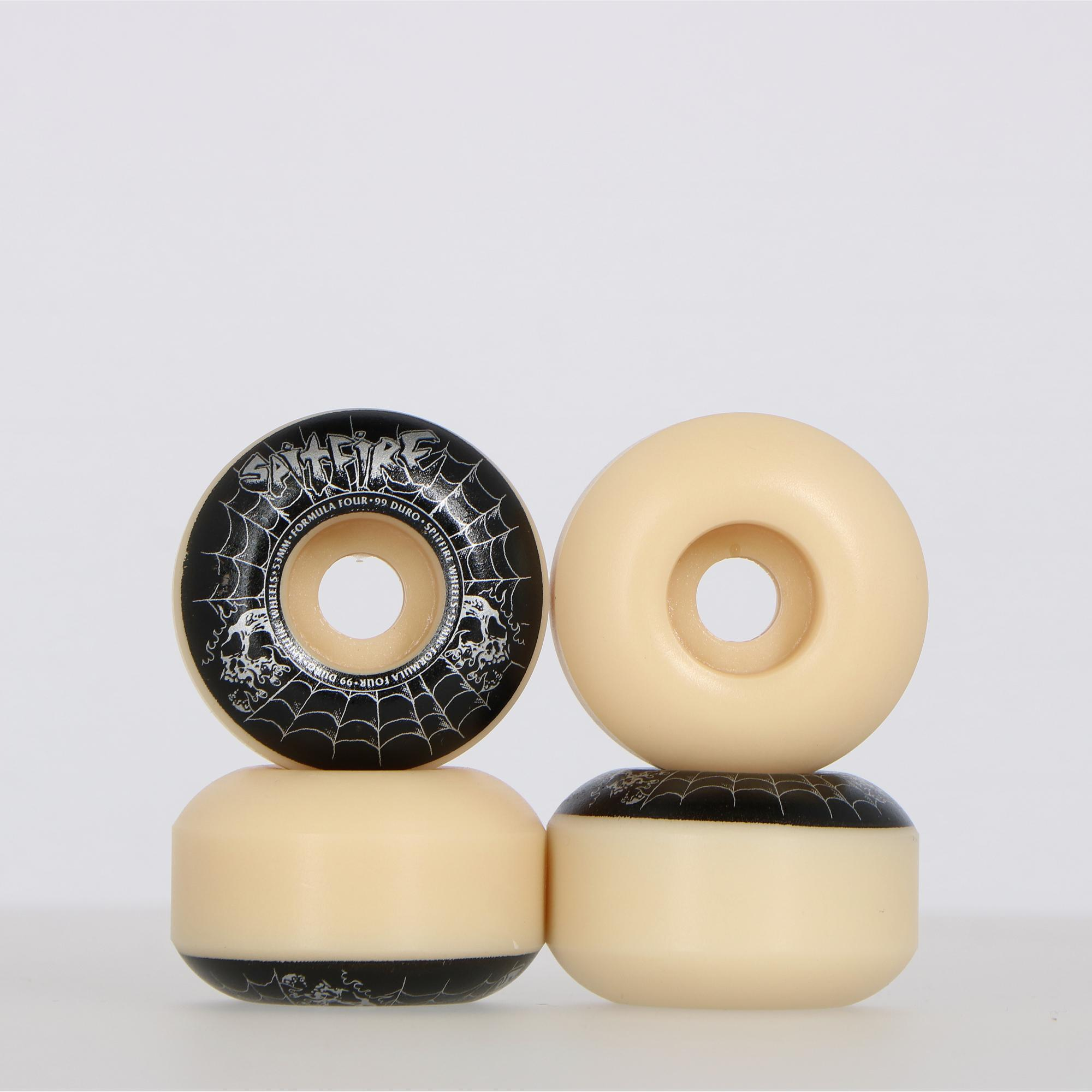 Spitfire X Lotties F4 Wheels 53mm ASSORTED