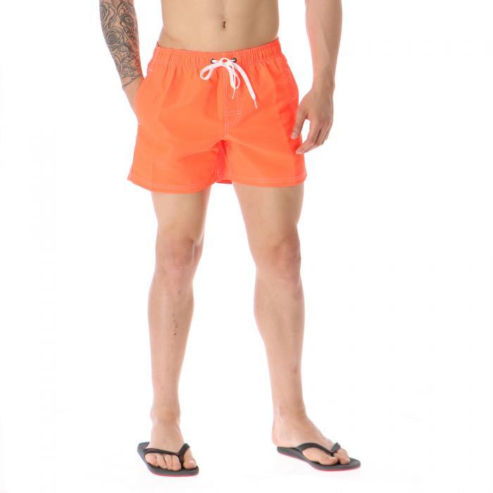 sundek beachwear fluo orange