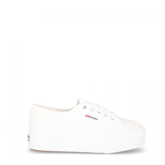 superga basse white