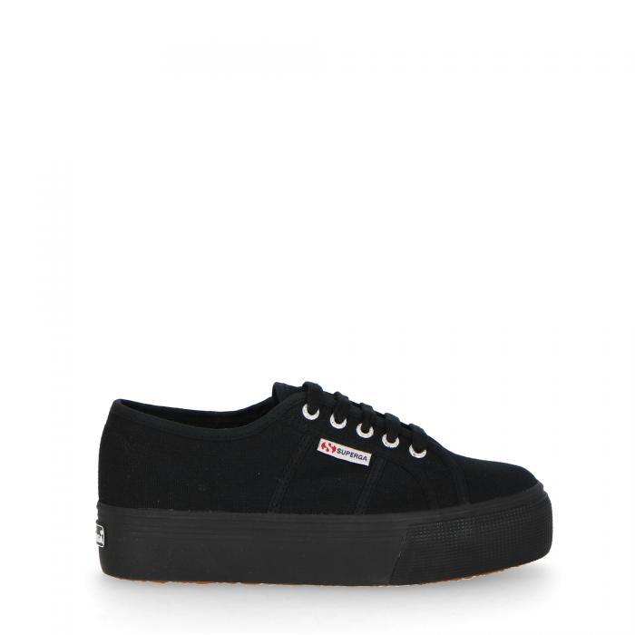 superga scarpe lifestyle full black