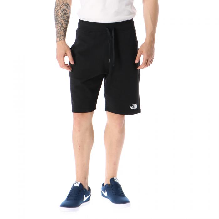 the north face shorts black