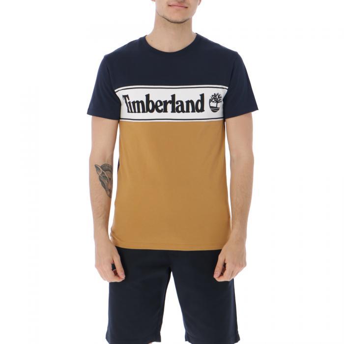 timberland t-shirt e canotte dark sapphire
