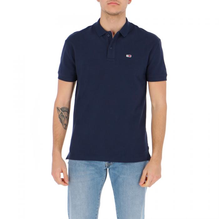 tommy hilfiger polo black iris