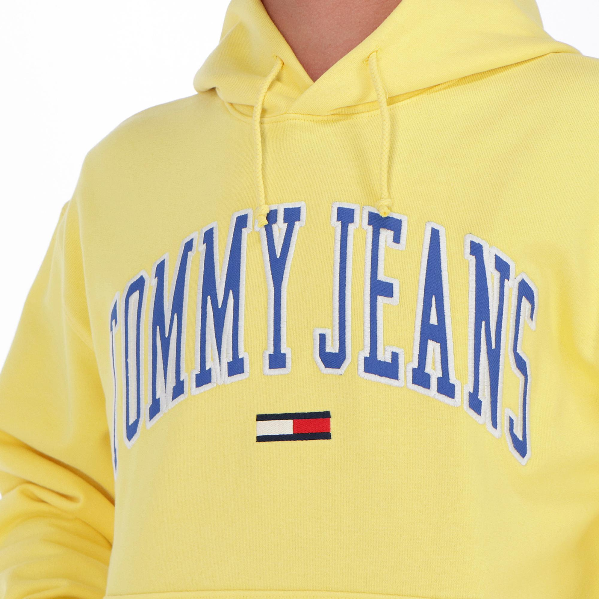 Tommy Hilfiger Tjm Clean Collegiate Aspen gold