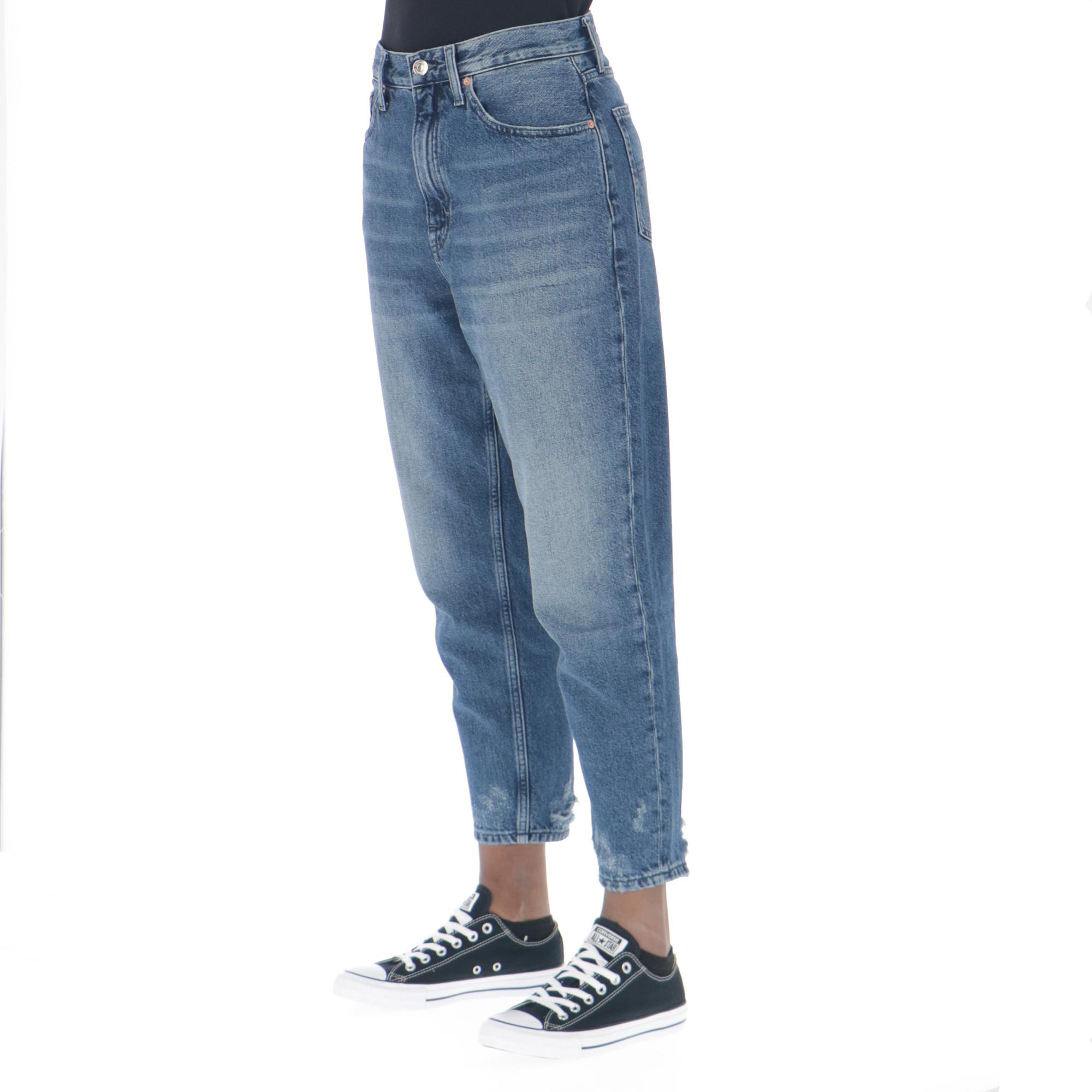 Tommy Jeans High Rise Tapered Tj 2004 Mdb