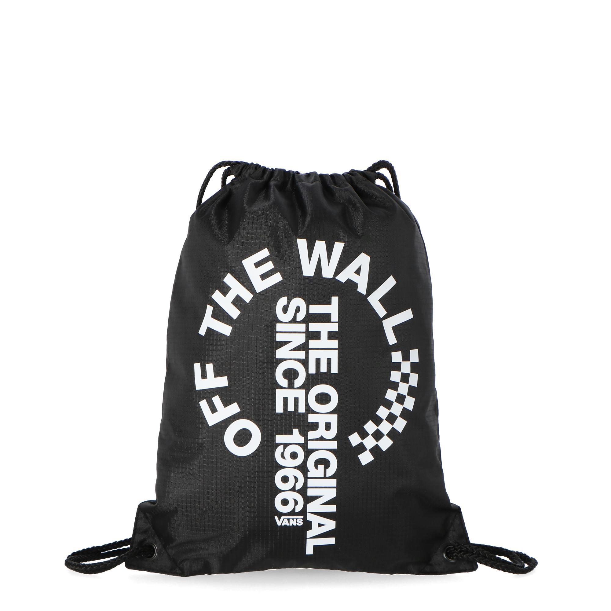 198afc69fa6 Vans League Bench Bag Black White | Treesse