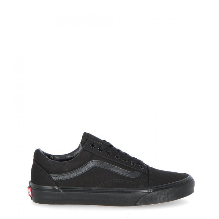 vans scarpe skate black/black