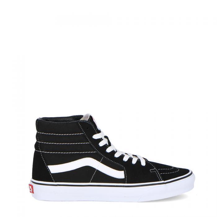 vans scarpe skate black/black/white