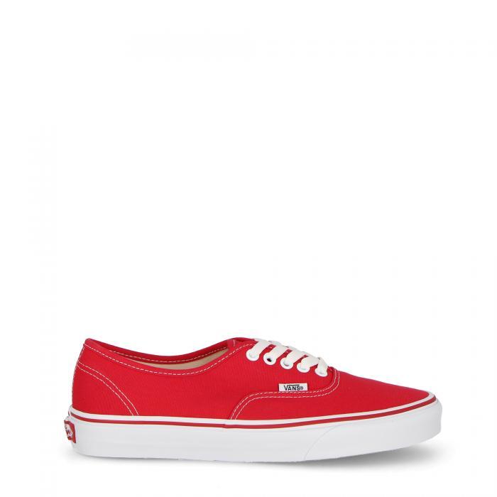 vans scarpe skate red