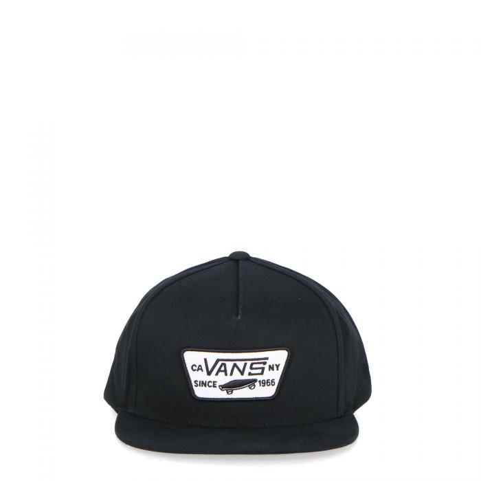 vans cappelli true black