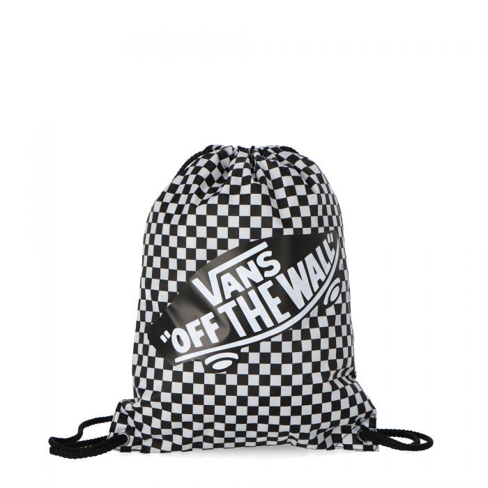 vans borse e zaini black/white checkerboard
