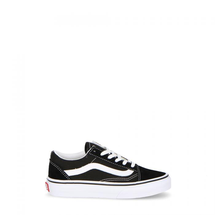 vans scarpe skate black/true white