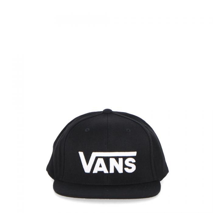 vans cappelli black white