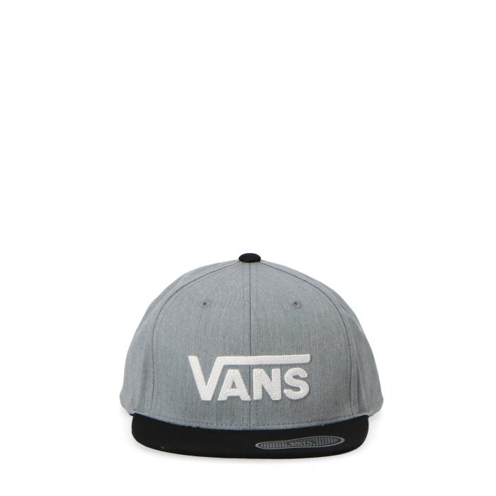 vans cappelli heather grey black