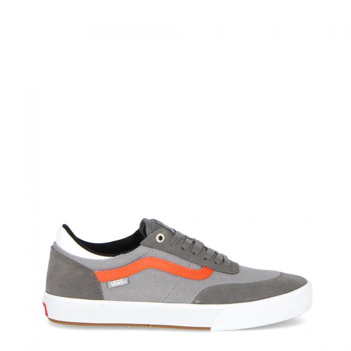 vans scarpe skate pewter/frost gray