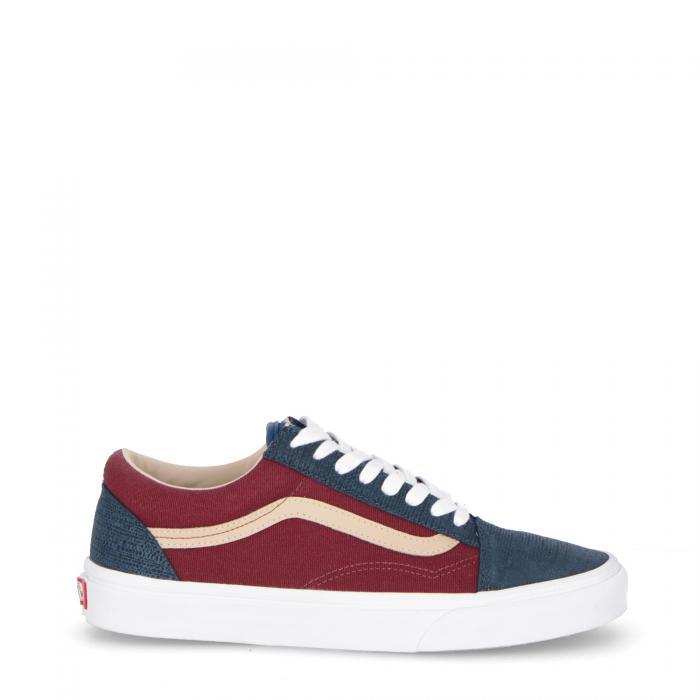 vans scarpe skate sailor blue port