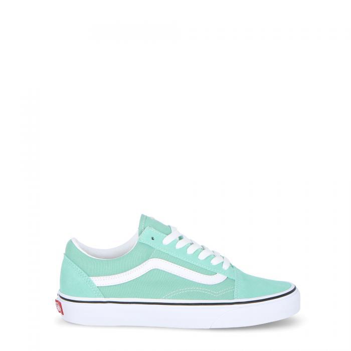 vans scarpe skate neptune green/true white