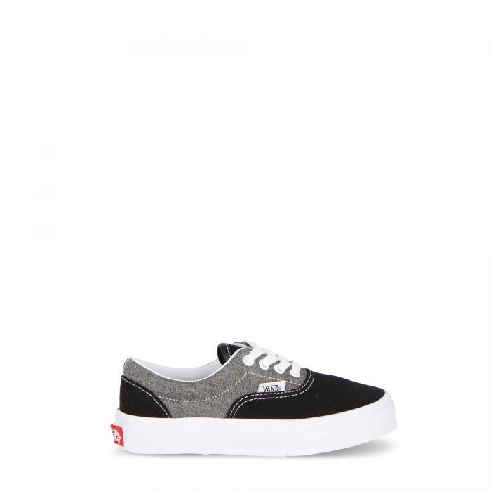 vans scarpe skate canvas black/true white