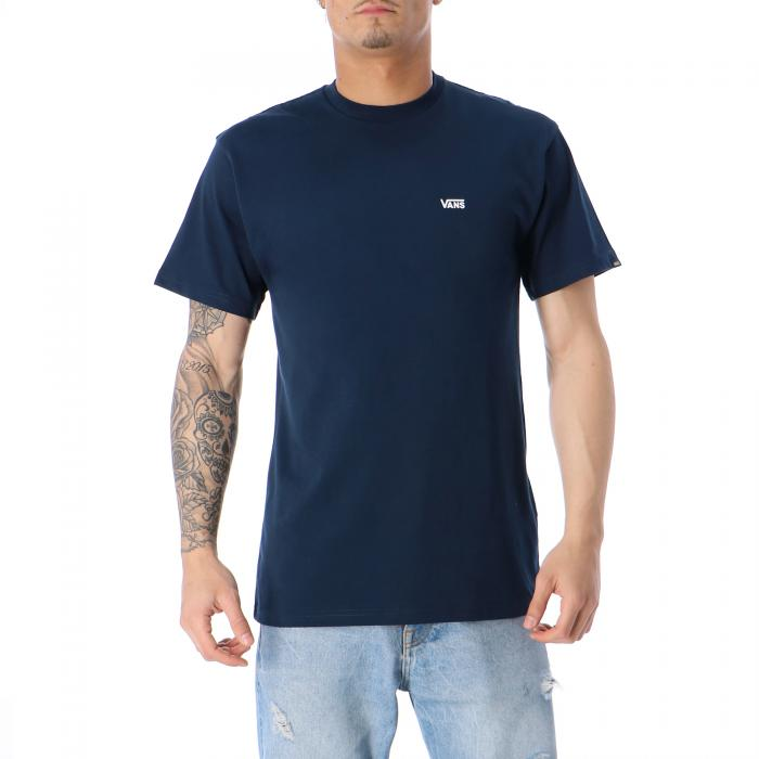 vans t-shirt e canotte navy white