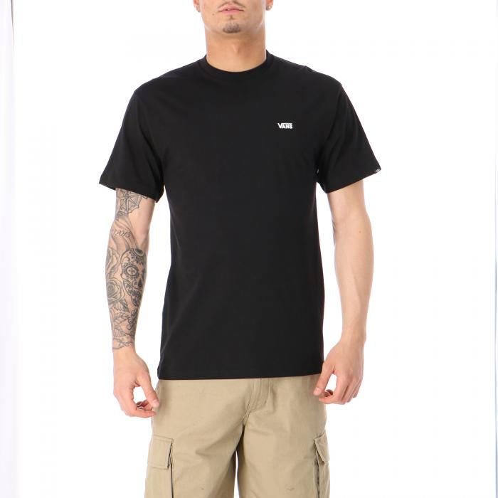 vans t-shirt e canotte black white