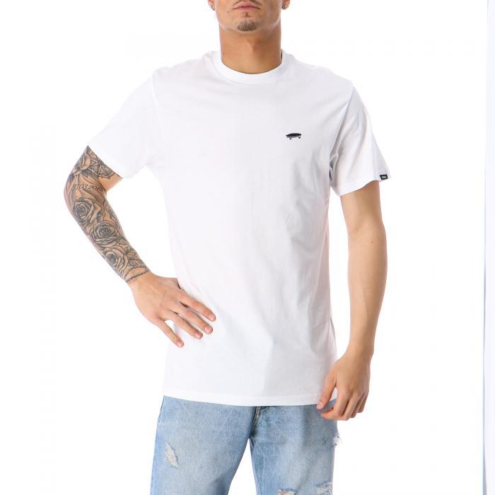vans t-shirt e canotte white