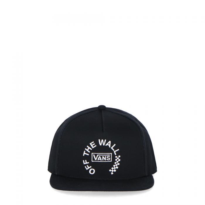 vans cappelli black