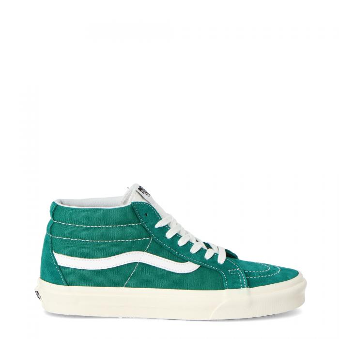 vans scarpe skate retro sport cadmium green