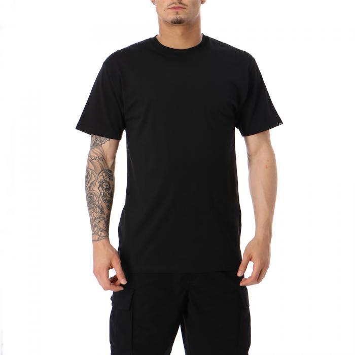 vans t-shirt e canotte black