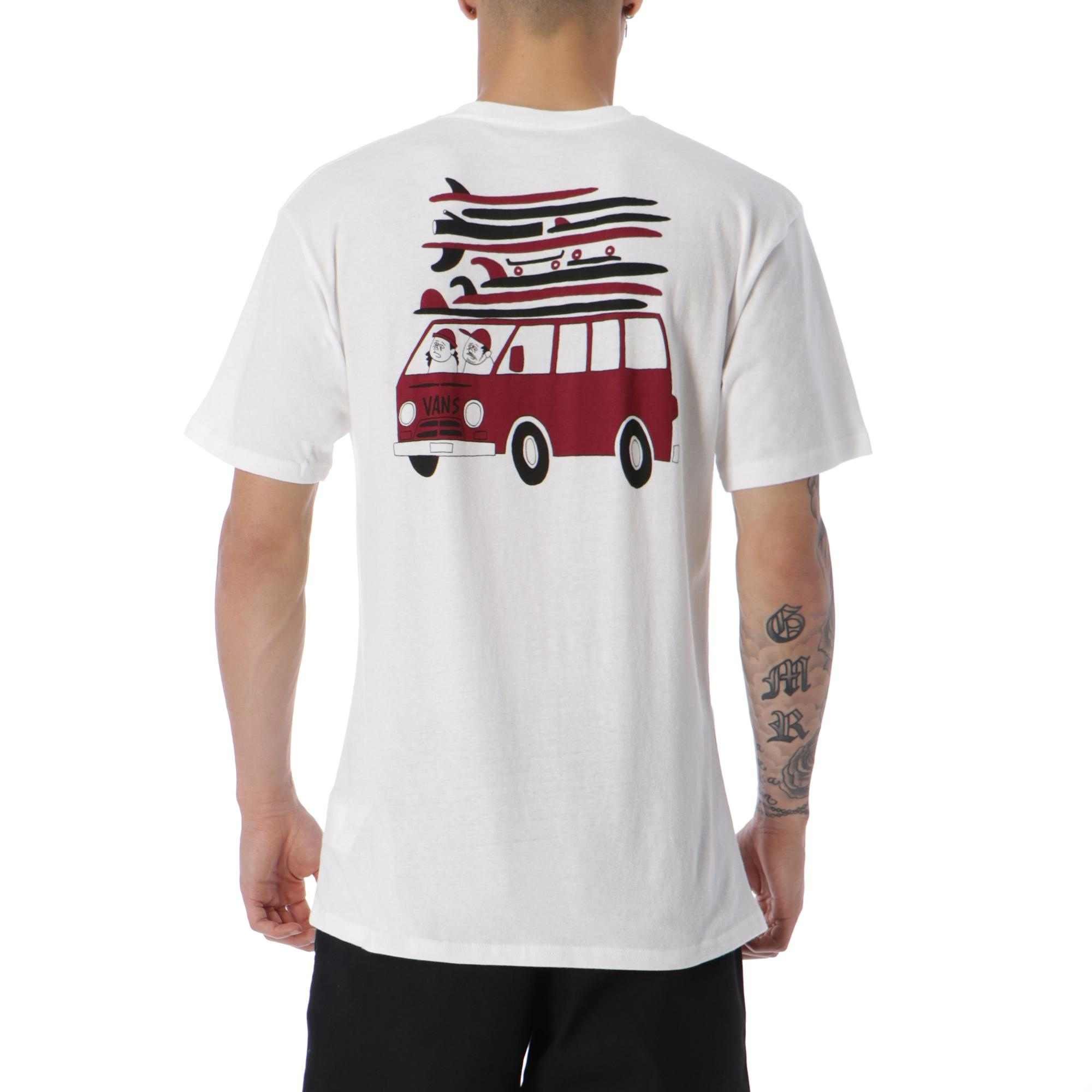 Vans X Yusuke Hanai Tee WHITE