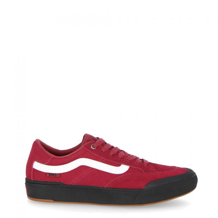 vans scarpe skate rumba red