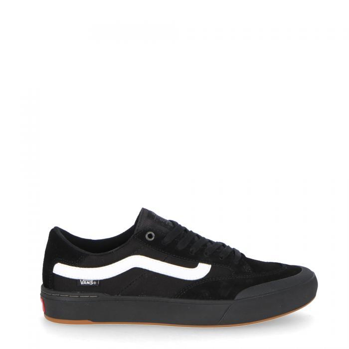 vans basse black/black/white