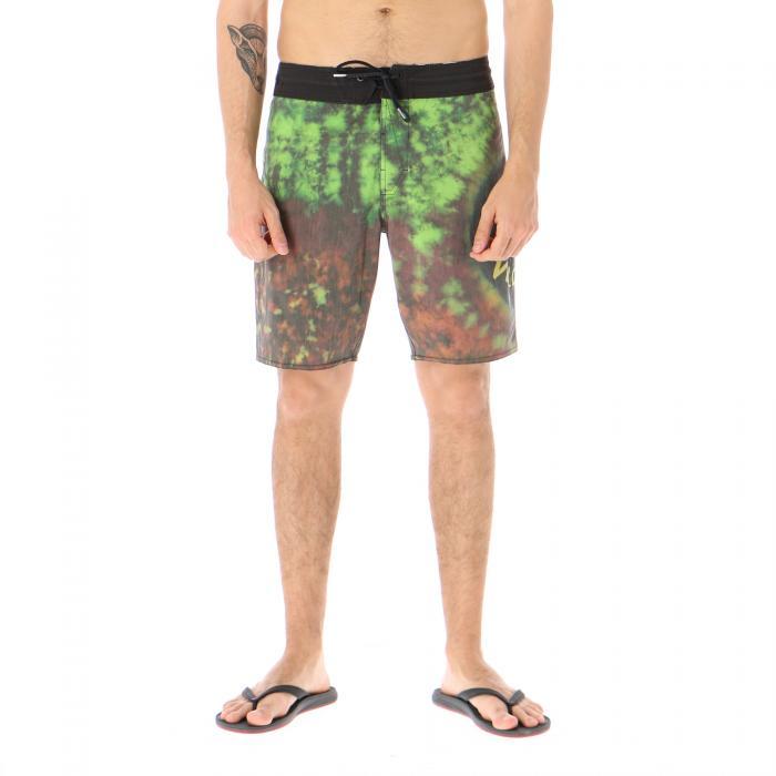 volcom beachwear black combo