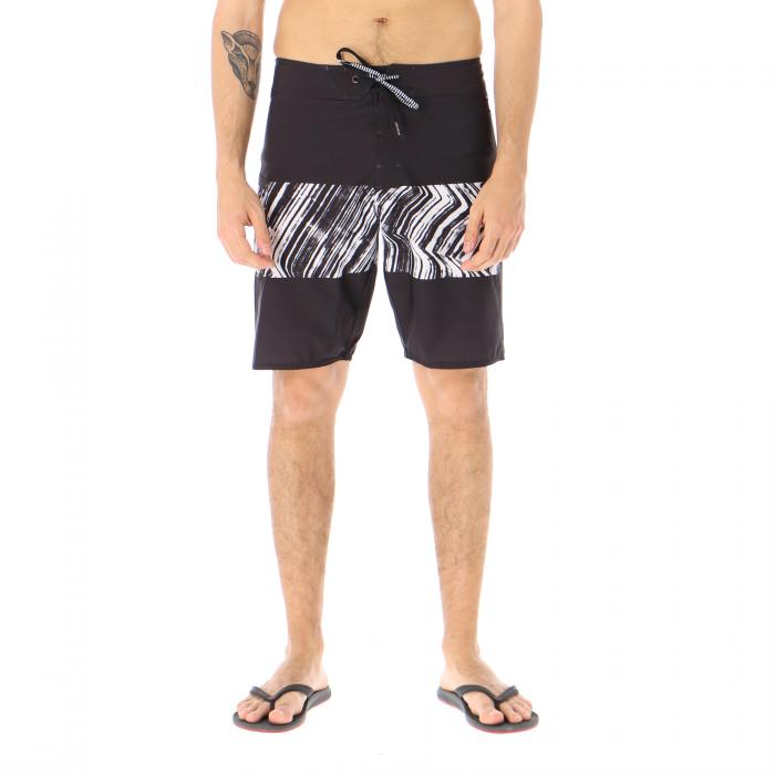 volcom beachwear black