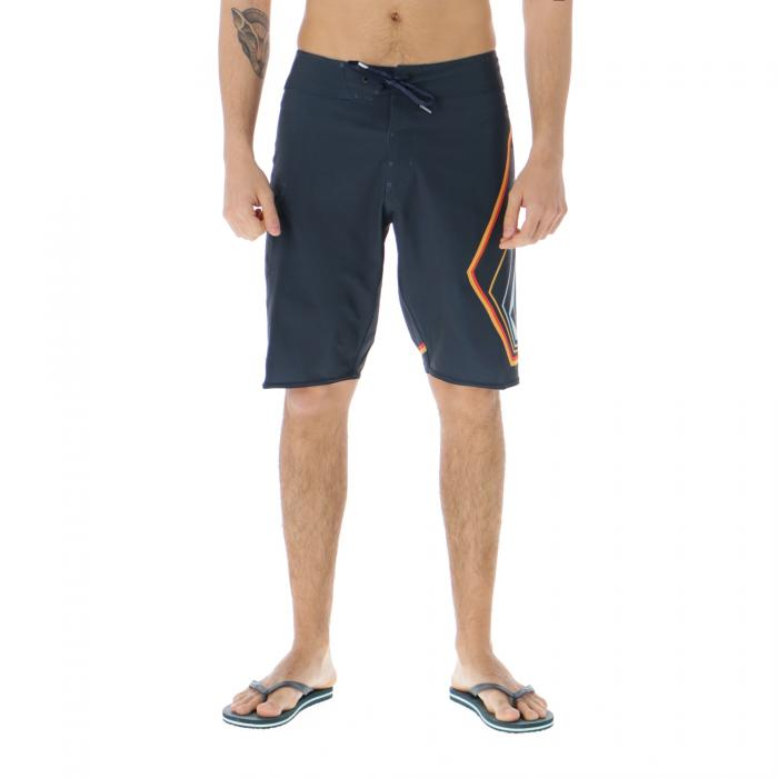 volcom beachwear navy