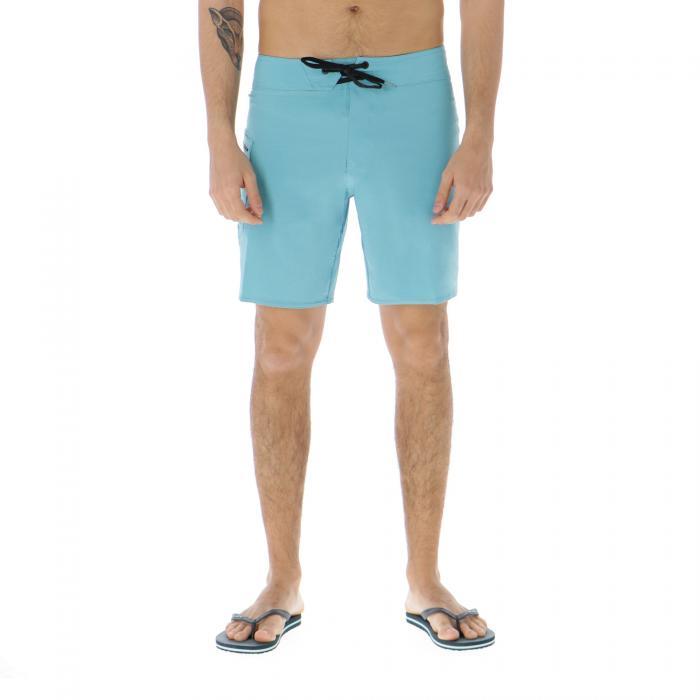volcom beachwear cyan blue