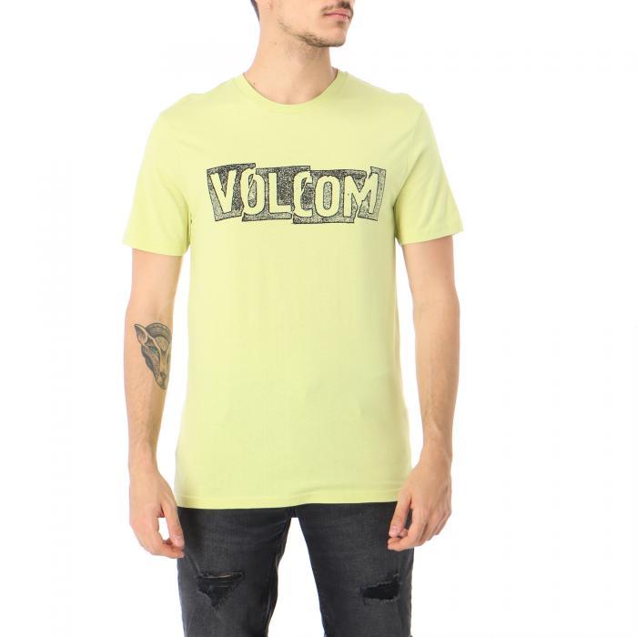 volcom t-shirt e canotte shadow lime
