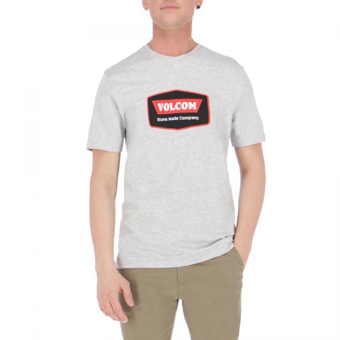 volcom t-shirt e canotte heather grey