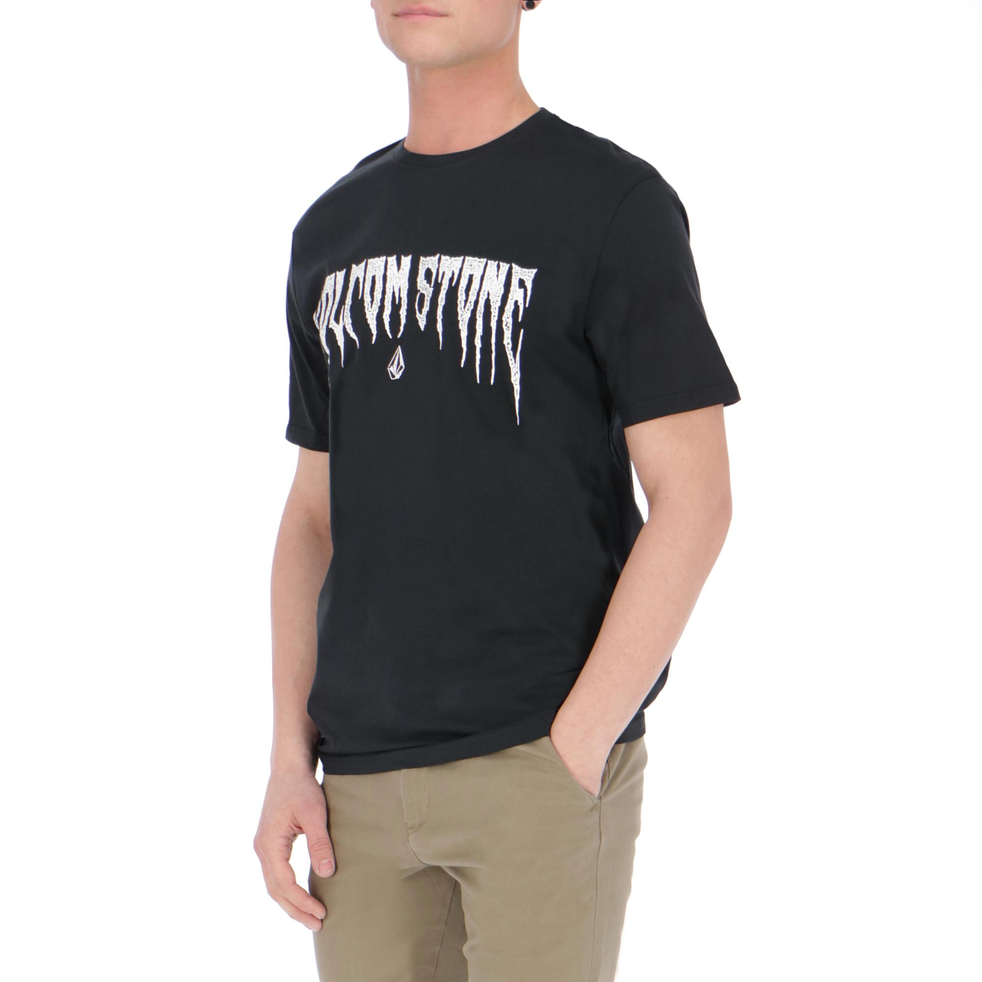 Volcom Devil Brew Basic Tee Black