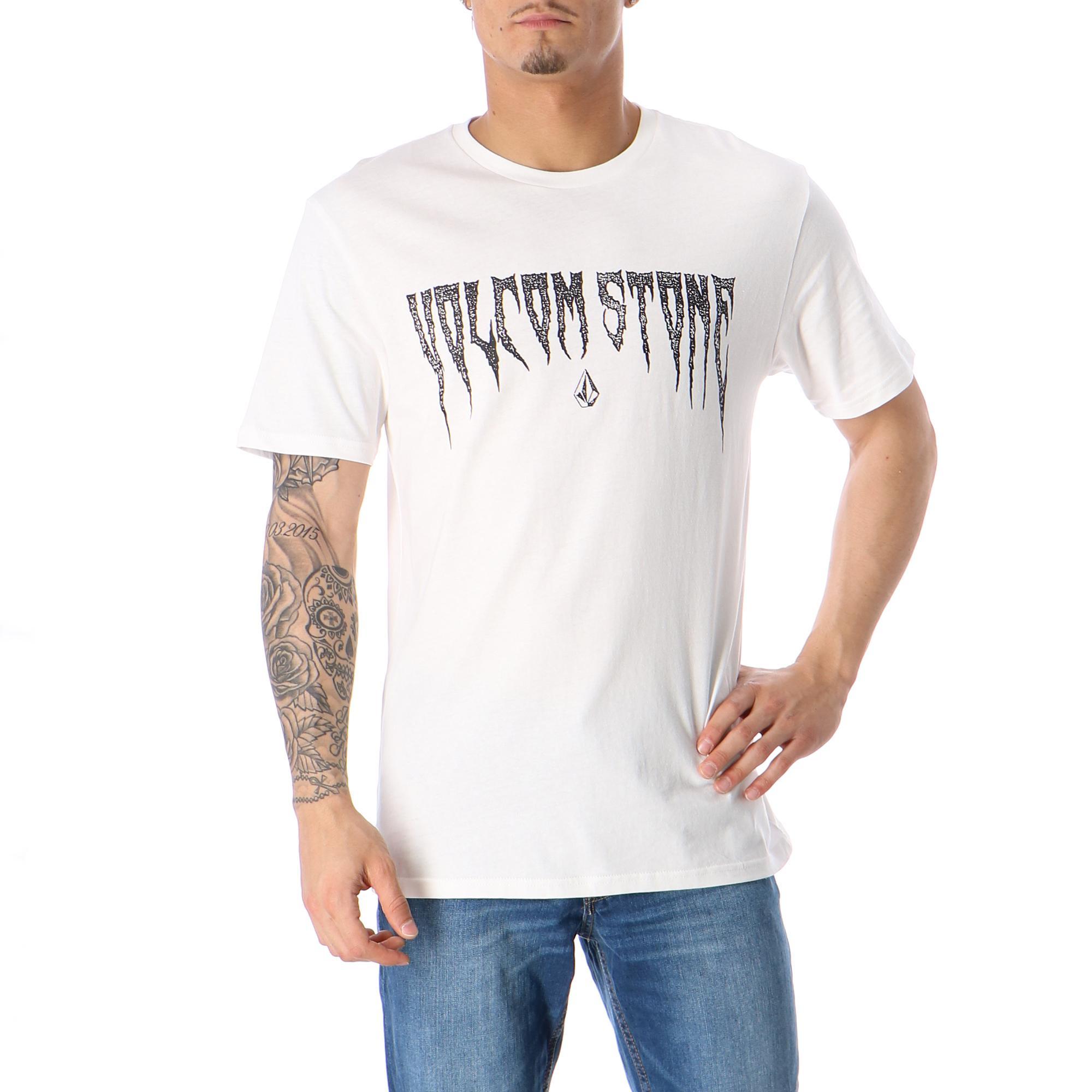 10b9e045f704 Volcom Devil Brew T-shirt White | Treesse