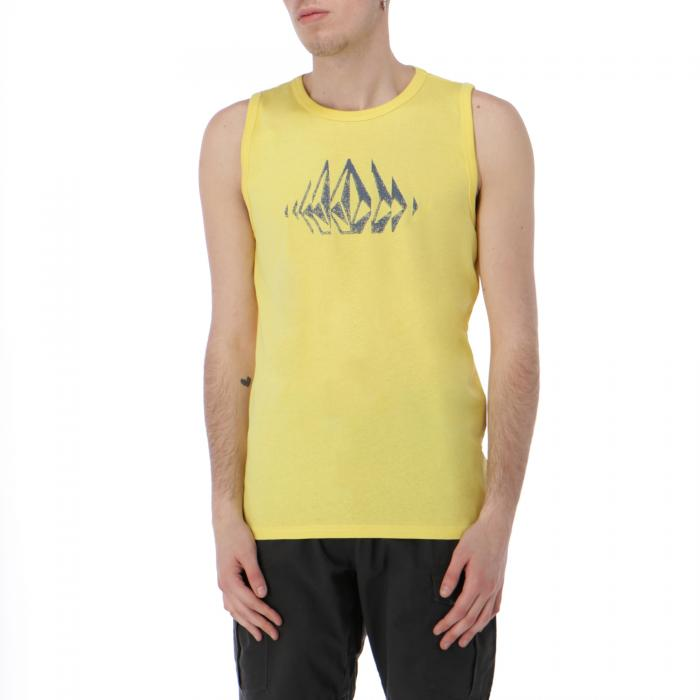 volcom t-shirt e canotte yellow