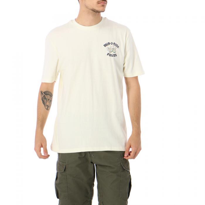 volcom t-shirt e canotte dirty white