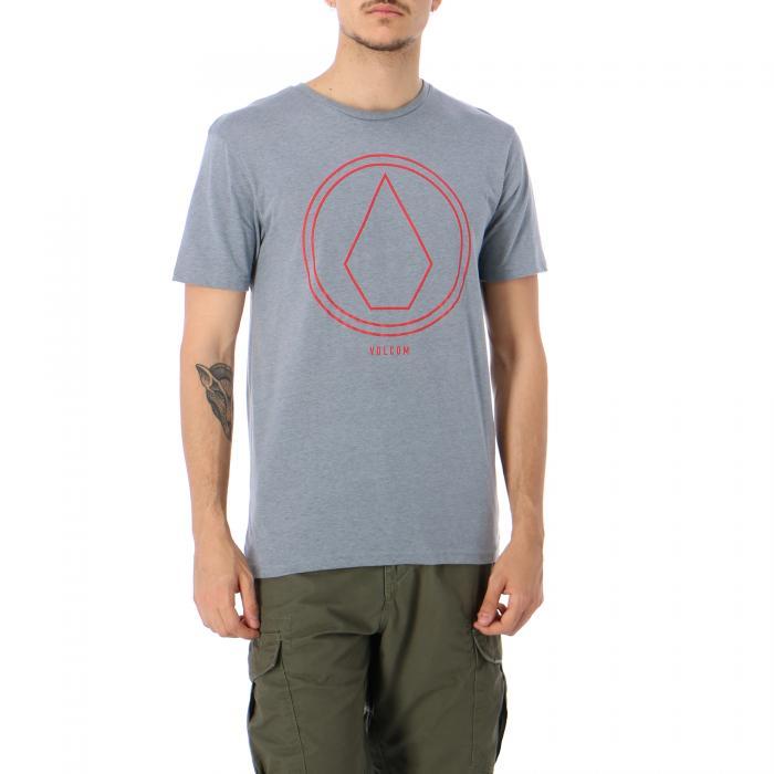 volcom t-shirt e canotte artic blue